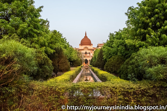 Shiva Vilas Palace Hotel