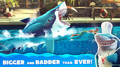Download Hungry Shark World APK v1.4.0 Terbaru gratis