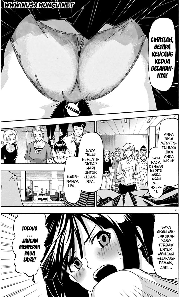 Keijo!!!!!!!! Chapter 03-24