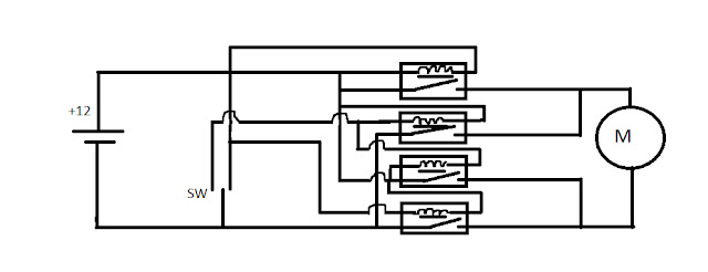 4 pin relay terminals