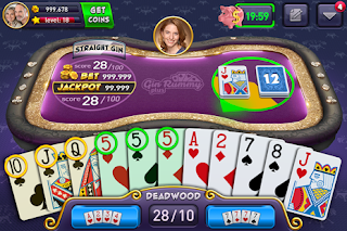 Gin Rummy Plus APK Mod Max Chips Hack Unlimited Coin