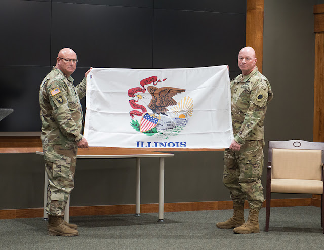 Specialized Illinois National Guard Unit Mobilizes for Afghanistan, Metamora Herald