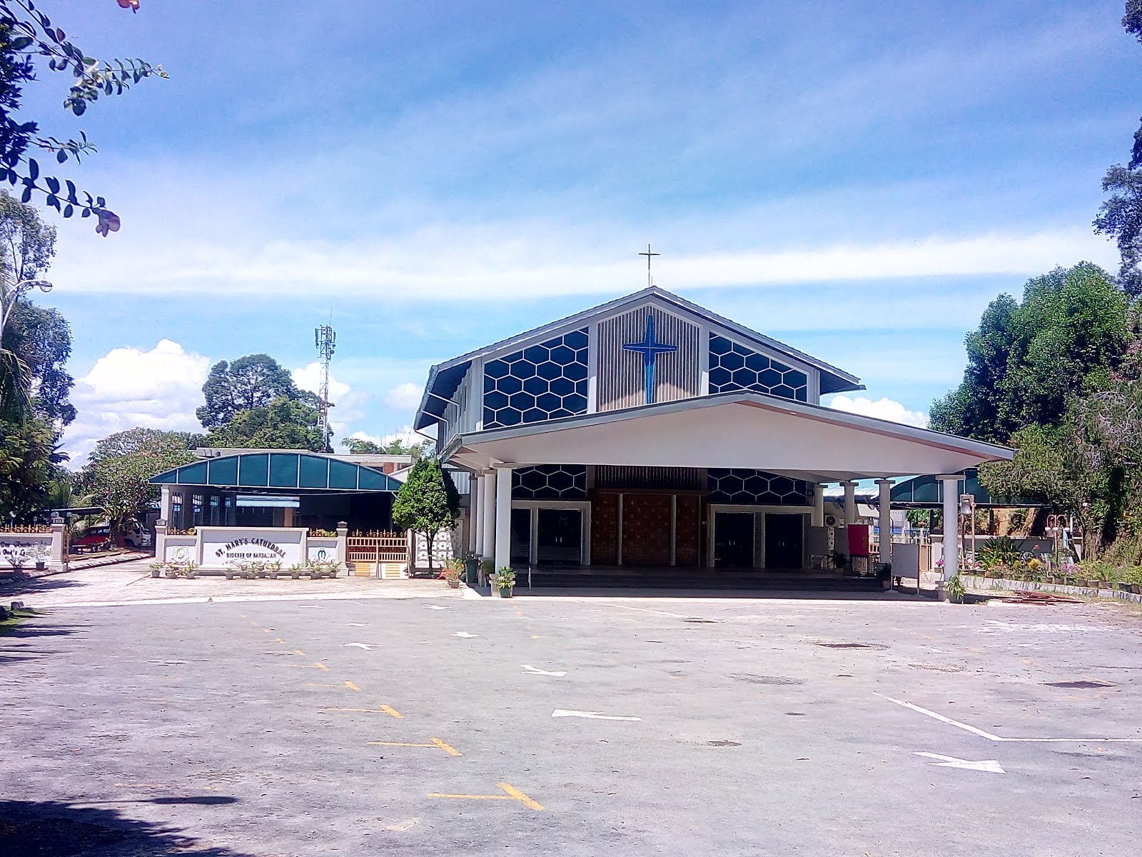 ST. MARY'S CATHEDRAL SANDAKAN