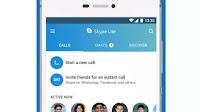 Scarica l'app Skype Lite più leggera e veloce