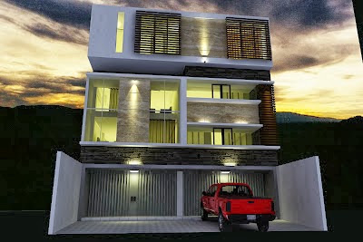Desain-Rumah-Ruko-Minimalis-Modern