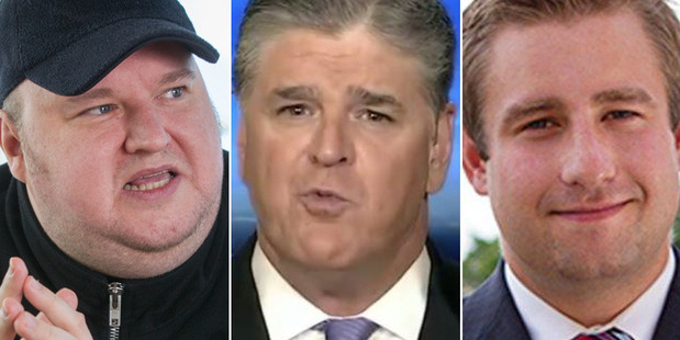 Kim Dotcom, Fox News pundit Sean Hannity and the life and death of the Seth Rich conspiracy theory