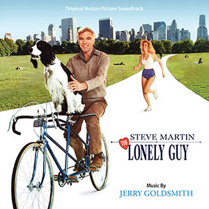 INTRADA Announces Jerry Goldsmith's THE LONELY GUY