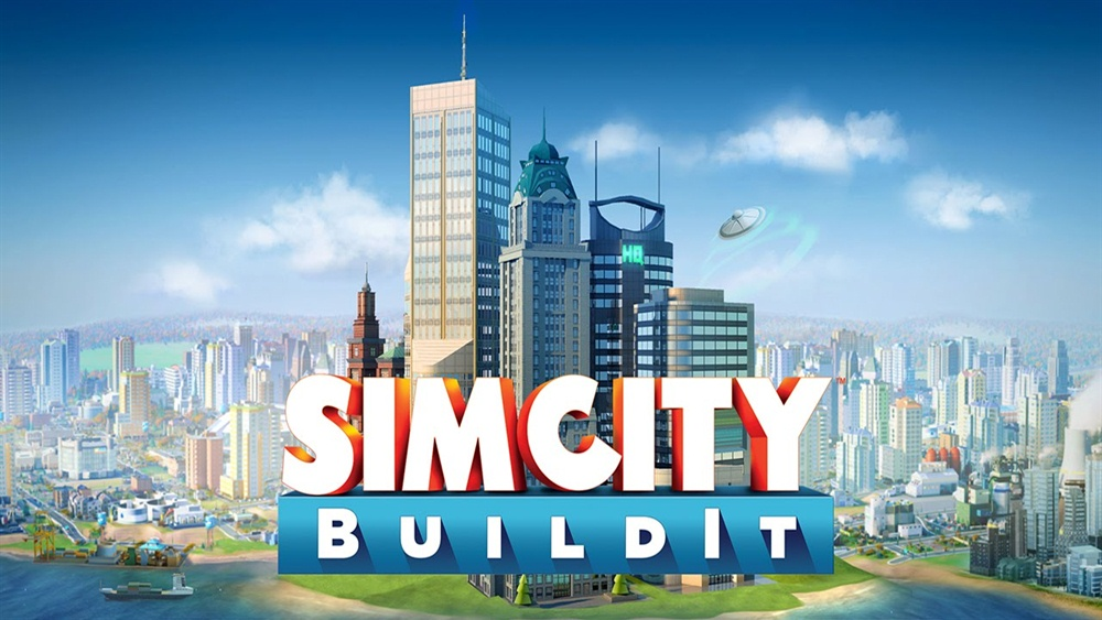 SimCity BuildIt Download Poster