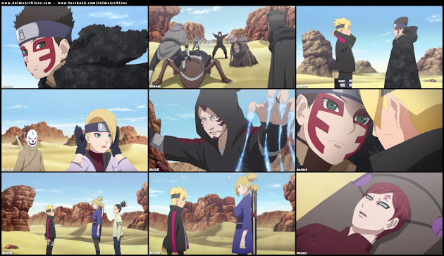 Boruto: Naruto Next Generations 122