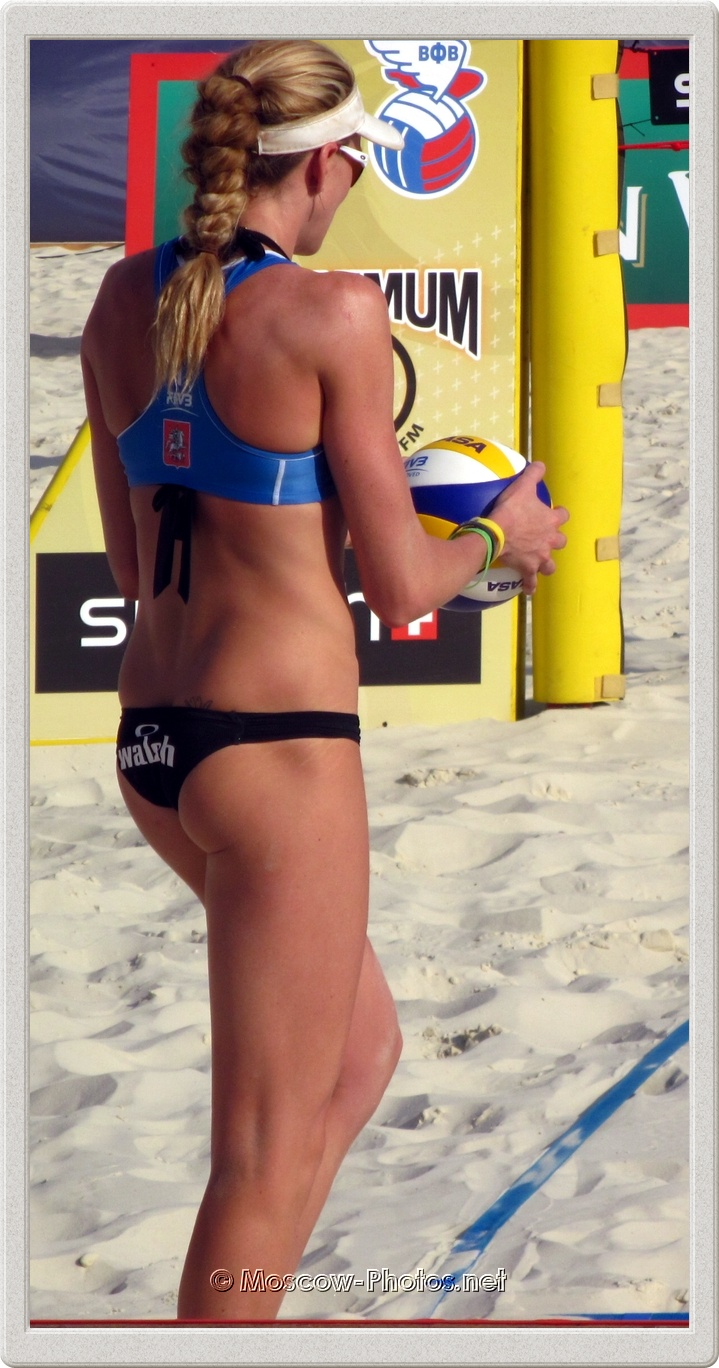 Beach Volleyball Player Kerri Walsh