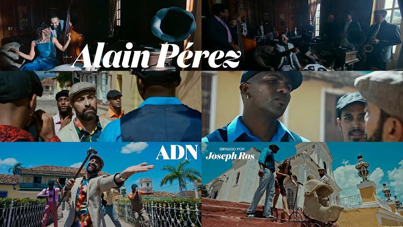 Alain Pérez - ¨ADN¨ - Videoclip - Dirección: Joseph Ros. Portal del Vídeo Clip Cubano
