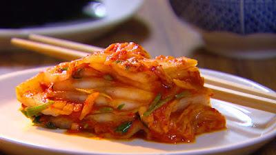 Makanan Khas Korean
