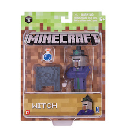 Minecraft Series 3 Witch Overworld Figure