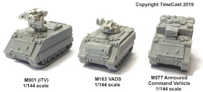 New Cold War 84 models from TimeCast
