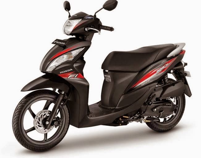 Price-Honda Spacy-Emperor-Black
