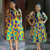 Chic and Stylish Ankara Short Gown Styles for Beautiful Ladies