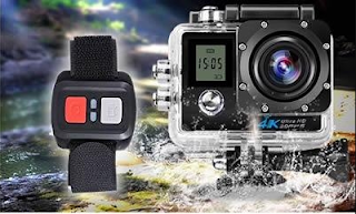 action camera 4 k hd sport wifi