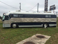 used rvs 1961 flxible private coach bus for sale by owner. Black Bedroom Furniture Sets. Home Design Ideas
