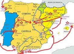 Guerra de Sucesión en España