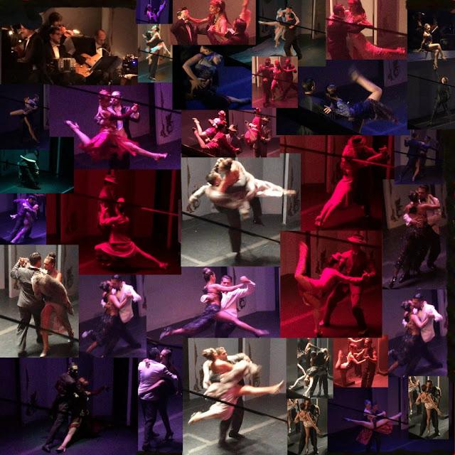 Tango Collage