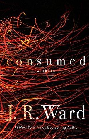 Novedades: Consumed, Nuevo Libro de J.R. Ward