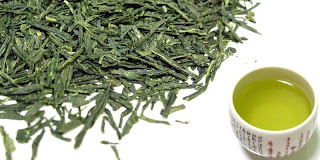 El té verde o té chino