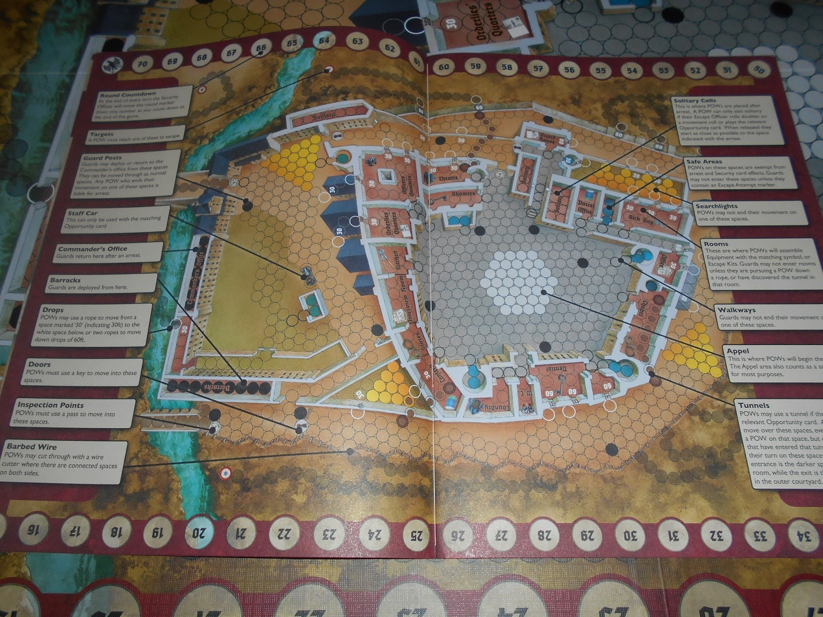 Escape From Colditz Deluxe Edition 75th Anniversary from