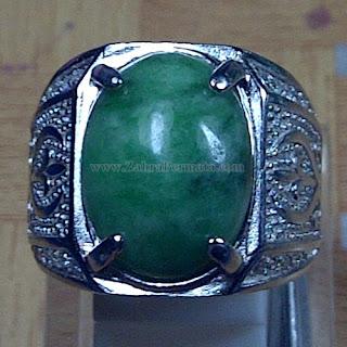 Cincin Batu Giok Type A - ZP 1053