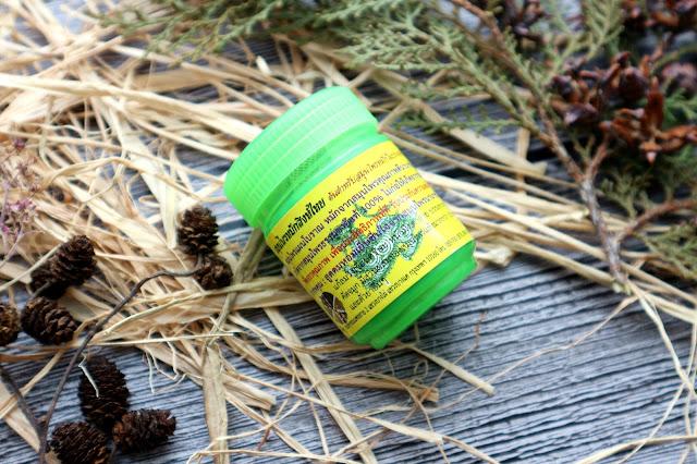 Hong Thai Traditional Thai Herbs Inhalant Сухой набор трав для ингаляции