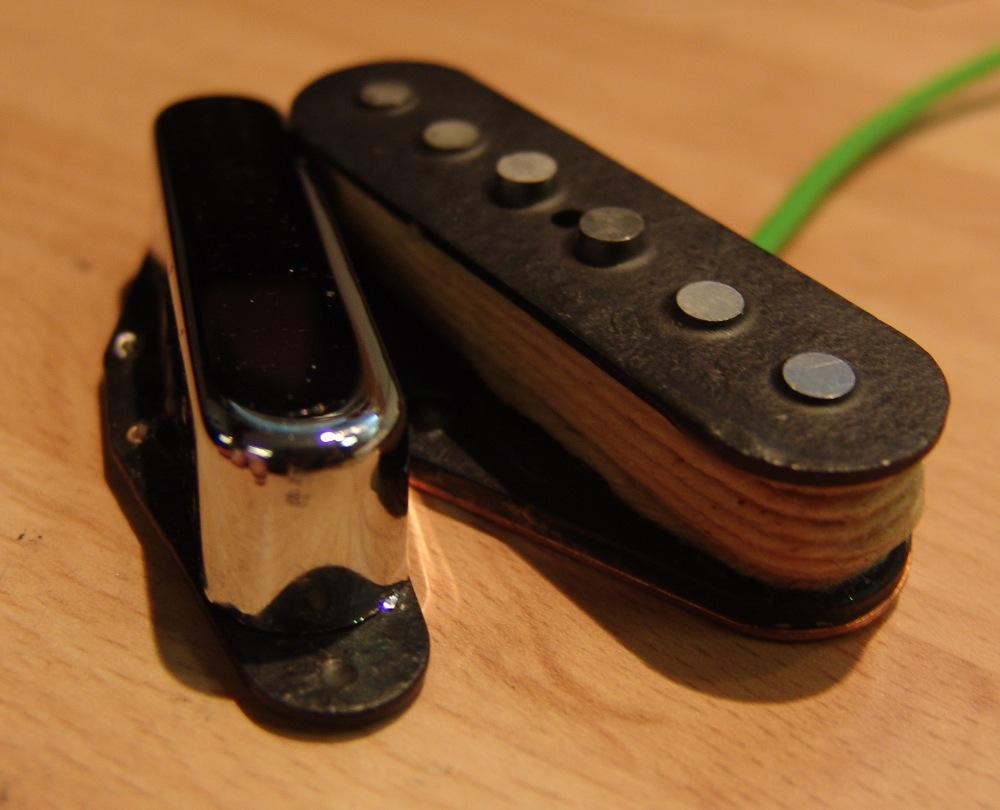 Guitar Pickups Microphonic : xaudia microphone blog fender telemaster build ~ Hamham.info Haus und Dekorationen