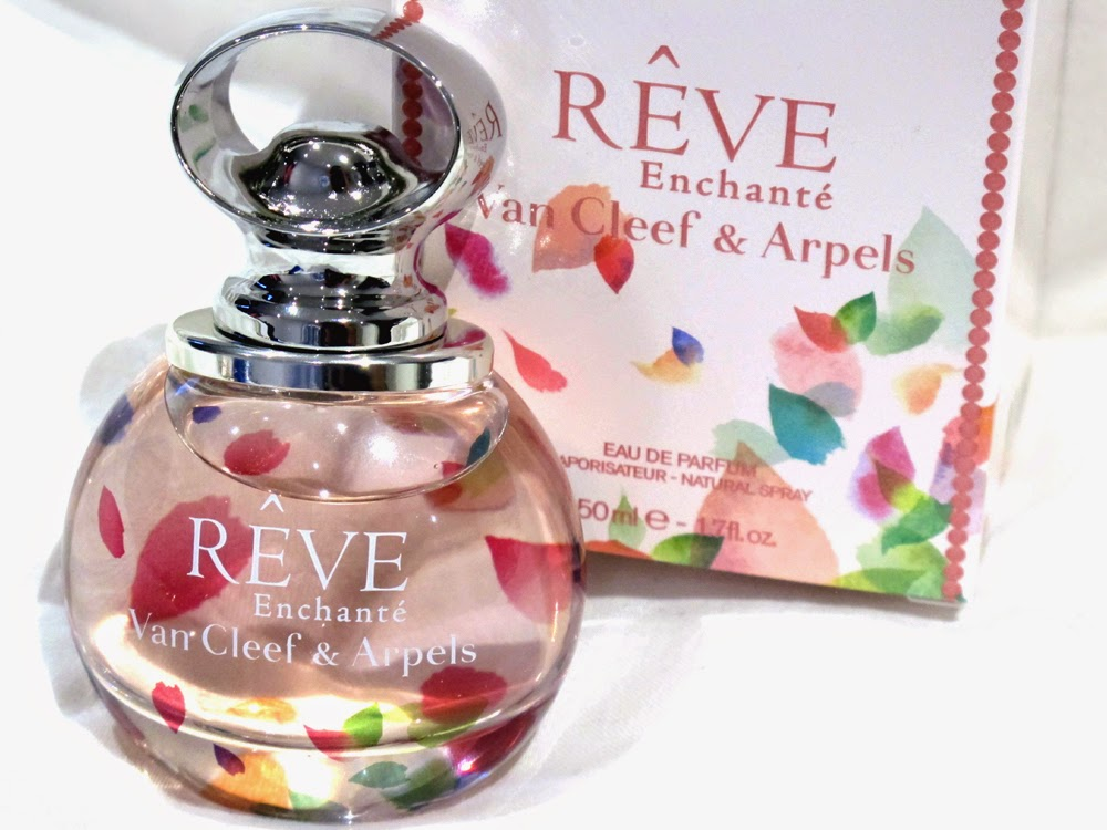 Van Cleef & Arpels Rêve Enchanté Limited Edition Fragrance - beauty blog