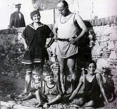 Mussolini Clara Petacci