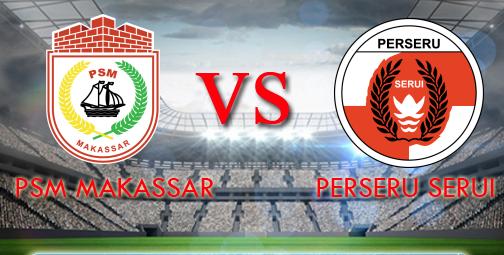 Prediksi PSM vs Perseru Serui