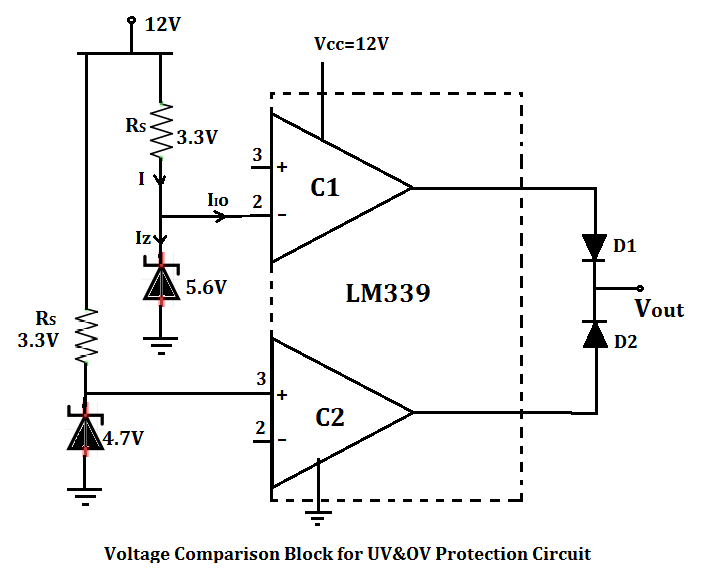 RITVIK DAVE: Design Over & Under Voltage Protection Circuit