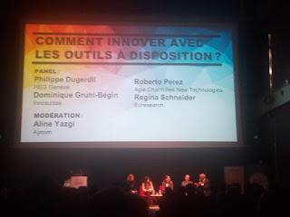 Table ronde avec la participation de Philippe Dugerdil, Dominique Gruhl-Bégin, Roberto Perez et Regina Schneider