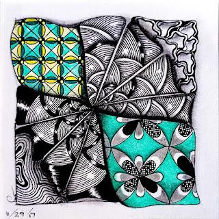 Refresher #142 with Patterns: Shattuck, Flutter, Undu, Tour, Morf