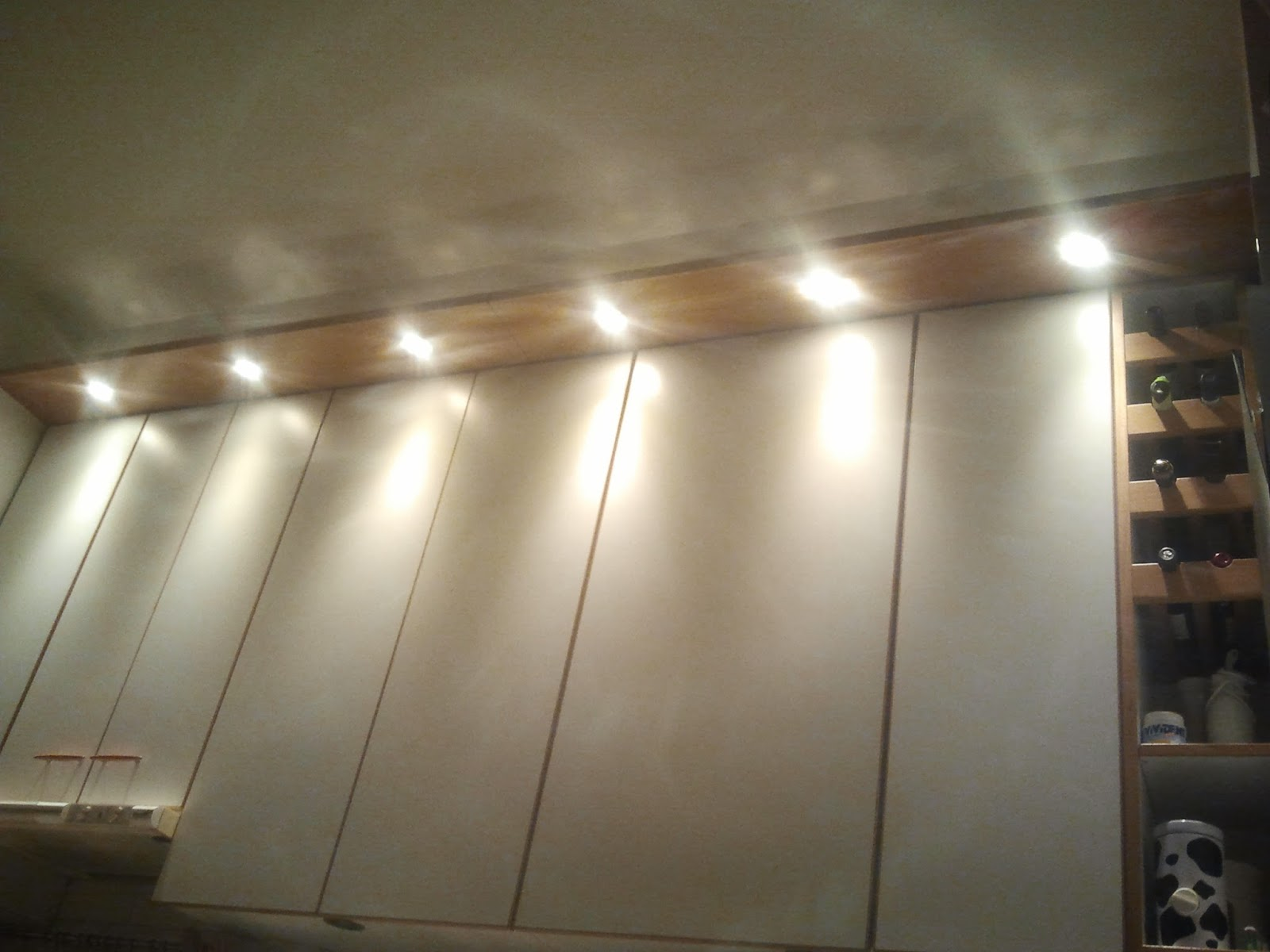 Luci da soffitto basso pietro ippoliti thorndyke klarstein