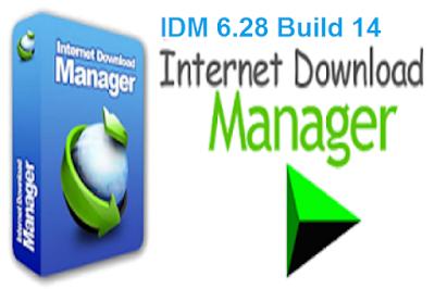 تفعيل  برنامج أنترنت دونالد منجر IDM 628 build 14 بواسطة Crack