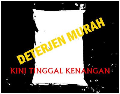 DETERJEN LAUNDRY MURAH