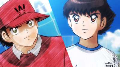 Trailer per la nuova serie animata di Holly e Benji - Captain Tsubasa