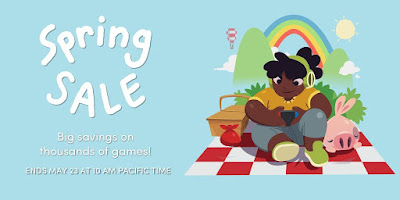 Humble Store Spring Games Sale
