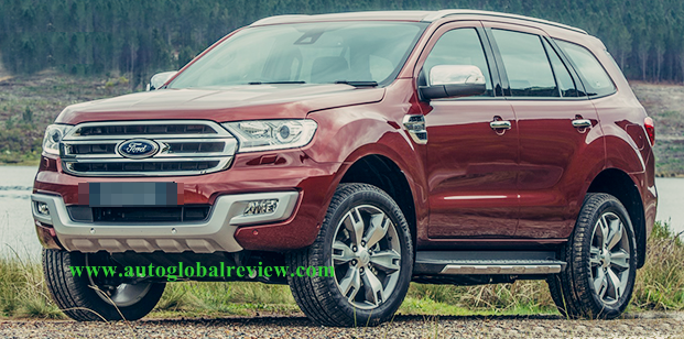 Ford Everest TDCi 4x4 XLT