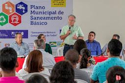 Plano de Saneamento Básico é apresentado à população de Divina Pastora