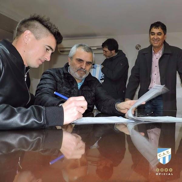 Oficial: El Atlético Tucumán firma a Ricardo Noir