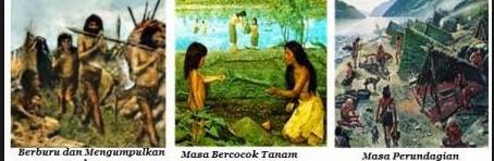 SEJARAH MASYARAKAT INDONESIA MASA PRAAKSARA