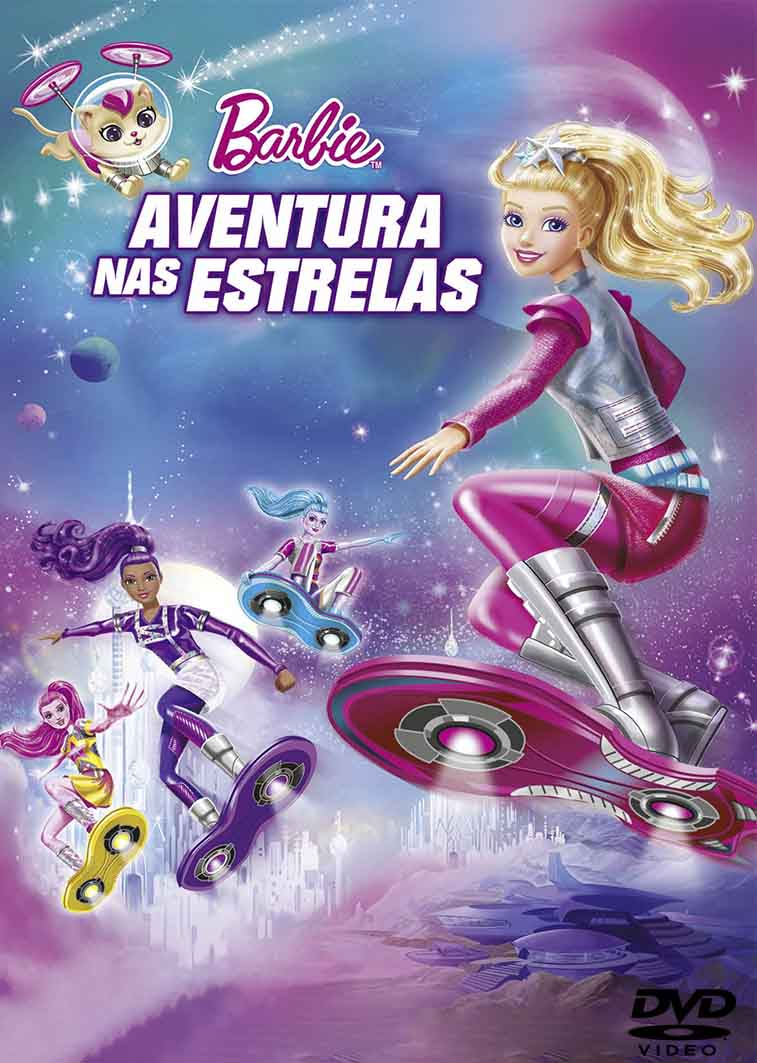 Barbie: Aventura nas Estrelas Torrent – BluRay 720p e 1080p Dual Áudio (2016)