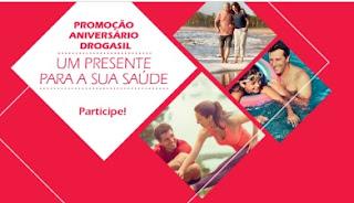 Promoção Aniversário Drogasil 2017 Um Presente Para Sua Vida
