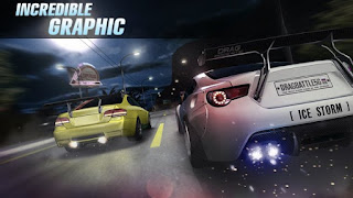 Drag Battle Racing Android Apk