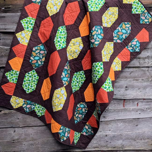 small seventh heaven quilt