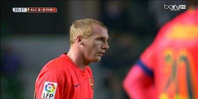 Copa Del Rey : Elche 0 vs 4 Barcelona 16-01-2015